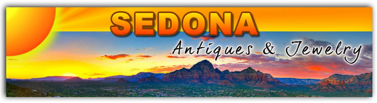 Sedona Coins & Antiques Logo