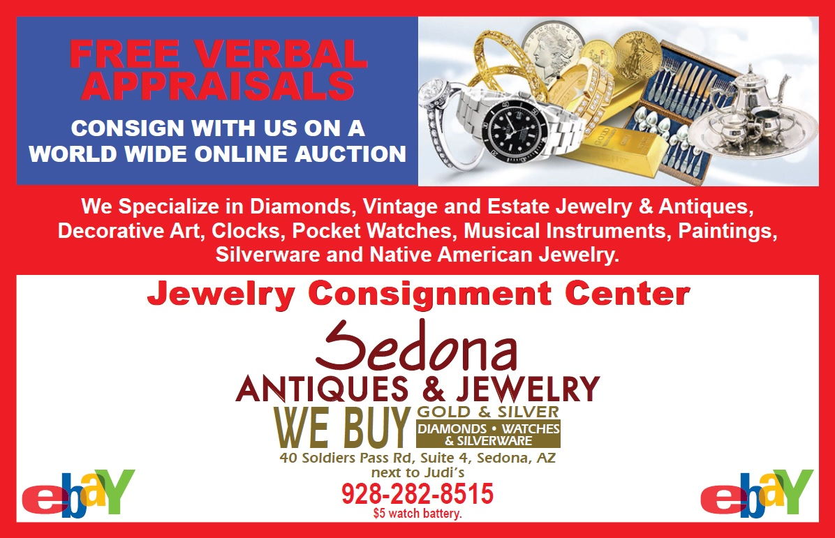 SEDONA ANTIQUES AND JEWELRY