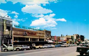 Prescott AZ Whiskey Row