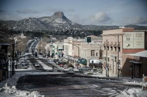 Prescott AZ Downtown